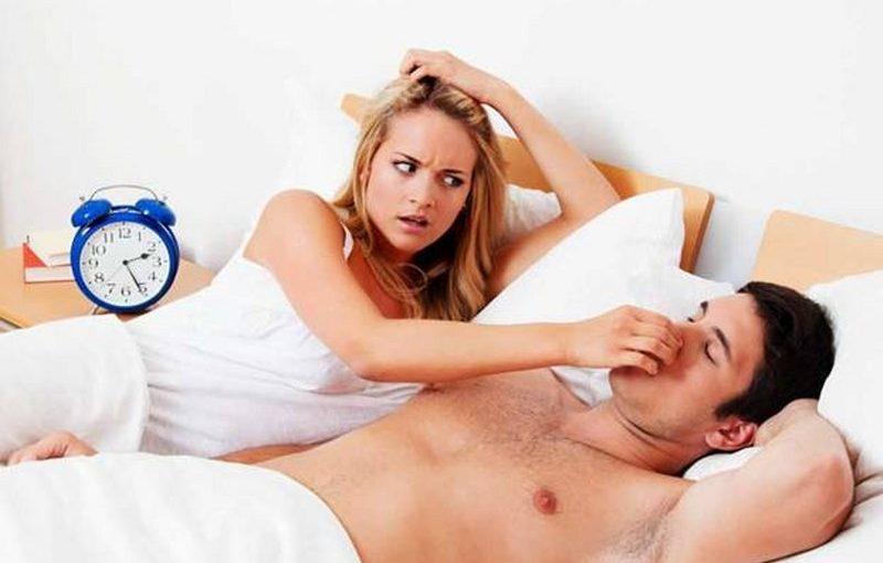 come evitare di russare